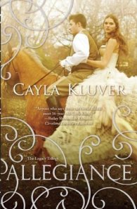 ALLEGIANCE by Cayla Kluver